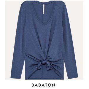 Aritzia Group Babaton   Mindy Long Sleeve